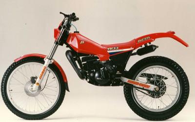 Beta TR 33 1986