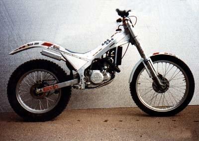 Gas Gas Trial GT 250  1990