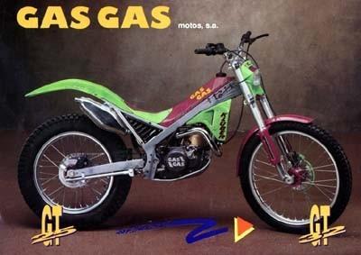 Gas Gas Trial Delta 1991