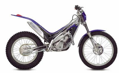 Gas Gas Trial TXT 280 2004