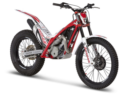 2015: Gas Gas TXT 300 Pro Racing
