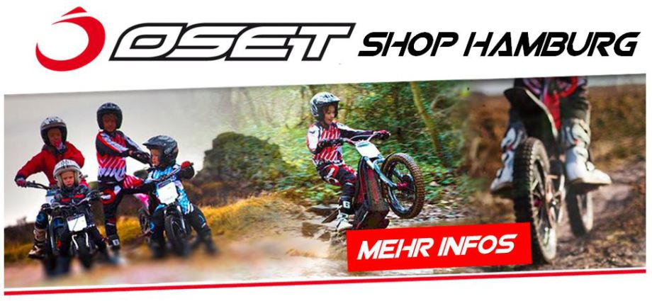 OSET E-Bike Shop Hamburg